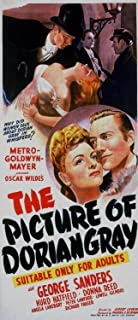 Odsan Gallery The Picture Of Dorian Gray, George Sanders & Donna Reed, Hurd Hatfield, 1945 - Premium Movie Poster Reprint 16