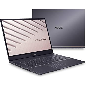"ASUS ProArt StudioBook Pro 17 Mobile Workstation Laptop, 17"" WUXGA NanoEdge Bezel, Intel Core i7-9750H, 16GB DDR4, 1TB PCIe SSD, Nvidia Quadro RTX 3000 Max Q, Windows 10 Pro, Star Grey, W700G3T-XS77"