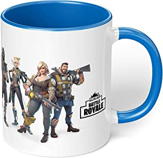 """1 Mug -""""Fortnite"""" Gamer's Collectors - Perfect for your cuppa Coffee, Tea, Karak, Milk, Cocoa or whatever Hot or Cold Beve..."""