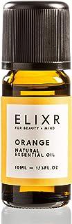 ELIXR Orangenöl I 100% naturreines ätherisches Öl zur Aromatherapie I Zertifizierte Naturkosmetik I 10 ml