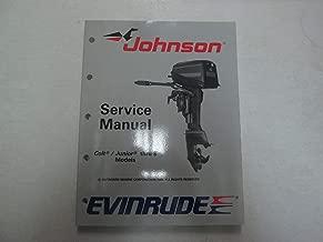 1989 Johnson Evinrude Colt Junior Thru 8 Models Service Repair Manual 507753 ***