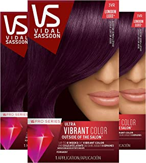 vs sassoon hair care products