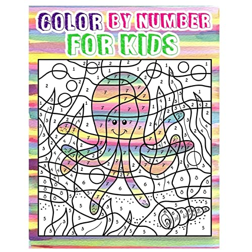 Free Printable Number Coloring Pages For Kids | 500x500