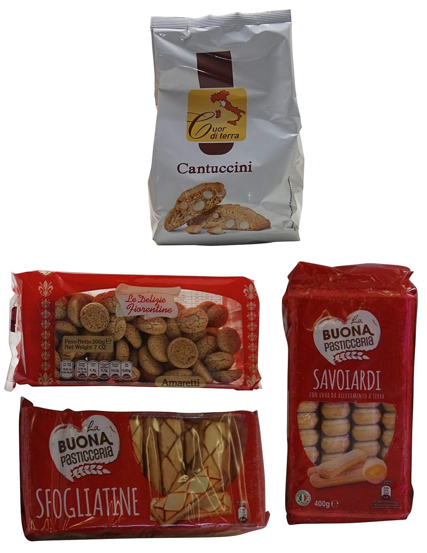 VittleItaly: Over item handling ☆ Cookie Set of Specialties Amaretti Cantu store Italian