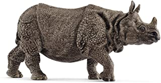 Schleich Indian Rhinoceros Toy Figure