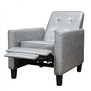 Christopher Knight Home Elan Recliner Chair, 34.75
