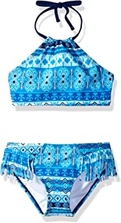 Girls' Mahina Beach Sport Halter Bikini 2-Piece Swimsuit