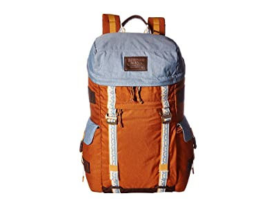 Burton Annex Pack (Caramel Cafe Heather) Day Pack Bags