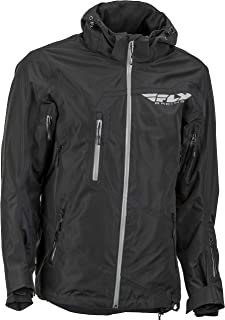 FLY RACING FLY CARBON JACKET BLACK 3X 470-40403X