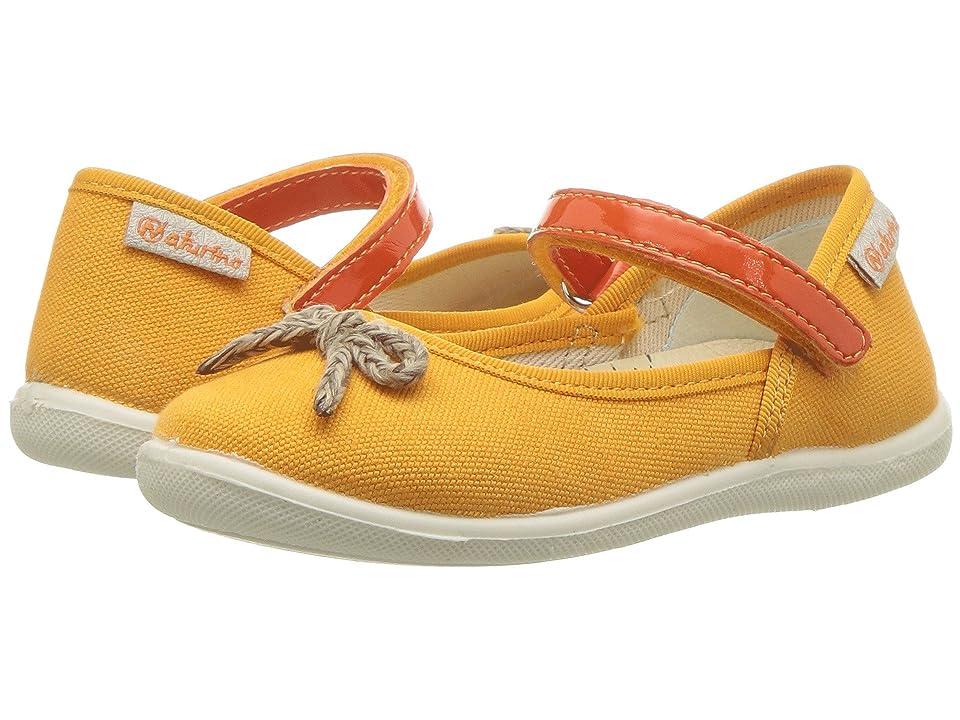 Naturino 8097 SS18 (Toddler/Little Kid/Big Kid) (Orange) Girl