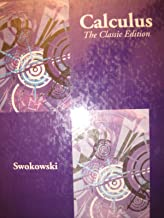 Calculus, The Classic Edition (5th Edition)