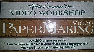 Papermaking - Arnold Grummer's Video Workshop