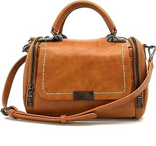 Zhenshanmei Women's Soft and Light Pillow Bag Messenger Bag Tote
