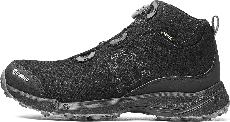 Icebug Men's Detour BUGrip GTX Hiking Boots