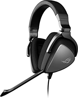 ASUS 90YH00Z1-B1UA00 Asus ROG Delta Core gaming headset delivers immersive gaming audio and incredible comfort and support...