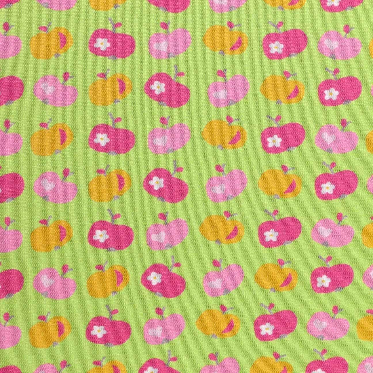maximo Apples Beanie Kinderm/ütze Kinderbeanie Baumwollm/ütze Jerseym/ütze M/ütze Long