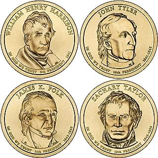 2009 P, D Presidential Dollar 8-Coin Set Uncirculated