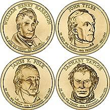 2009 D Presidential Dollar 4-Coin D Mint Uncirculated