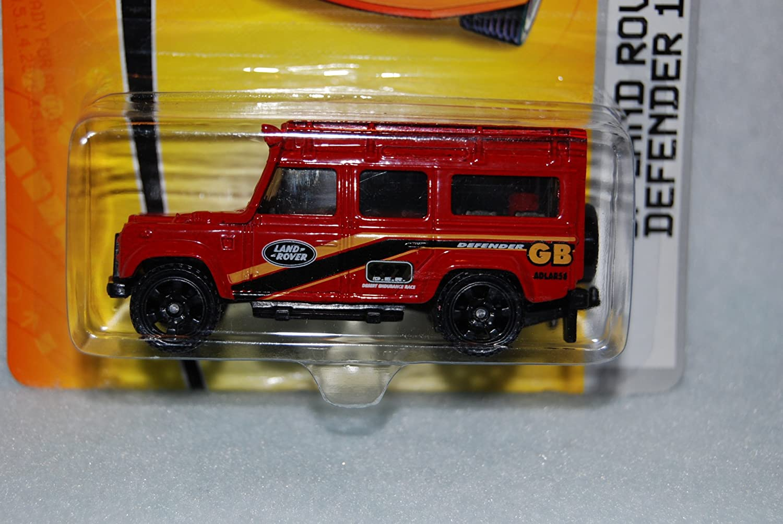 Mattel Matchbox 2007 MBX 1 64 Scale Die Cast Car 65 Red