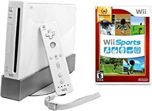 $214 » Nintendo Wii Console with Wii Sports (Renewed)