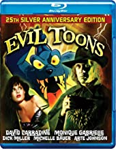 EVIL TOONS Blu Ray Special Edition