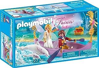 Playmobil Fairies 70000 Set de Juguetes - Sets de Juguetes (Acción / Aventura, 4 año(s), Chica, Interior,, Gente, Wild Animals)