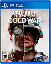 PS4 Call of Duty Black Ops: Cold War - Standard Edition - PlayStation 4