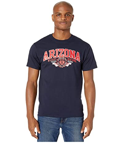 Champion College Arizona Wildcats Jersey Tee (Navy) Men