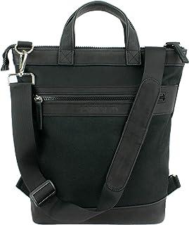UNRIVALED - Mochila para mujer, color negro, Negro (Negro) - Tote-Bag 13
