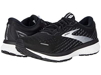 Brooks Ghost 13 (Black/Blackened Pearl/White) Men