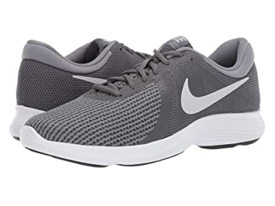 Nike Revolution 4 (Dark Grey/Pure Platinum/Cool Grey/White) Women
