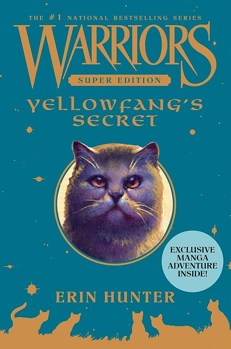 素晴らしいです学校の先生粉砕するWarriors Super Edition: Yellowfang's Secret (English Edition)