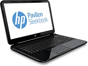 HP Pavilion Sleekbook 15-b142dx 16-Inch Laptop (2.6GHZ AMD A6 4455M Accelerated Processor, 4GB RAM, 500GB Hard Drive, Windows 8)