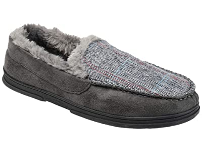 Vance Co. Winston Moccasin Slippers
