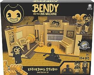 Basic Fun Bendy Recording Studio Scene Set