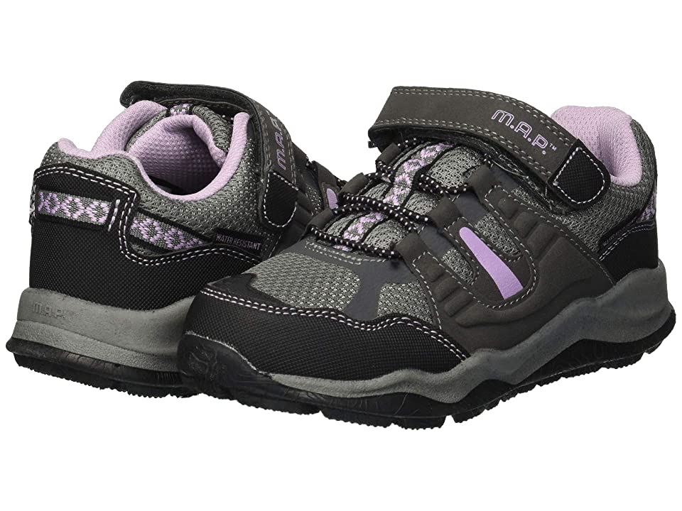 M.A.P. Rappel (Little Kid/Big Kid) (Grey/Purple) Girl
