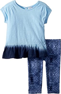Dip-Dye Top Set (Toddler)