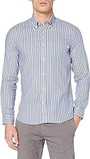 Hackett London Hkt Preppy Str Camisa para Hombre