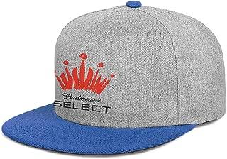 Men's Women Bud-Light-Logos- Cap Designed Hat Running Caps