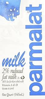 PARMALAT MILK - 2%, 32 OZ (pack of 6)
