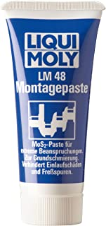 Liqui Moly (20216 LM 48 Assembly Paste - 50 Grams