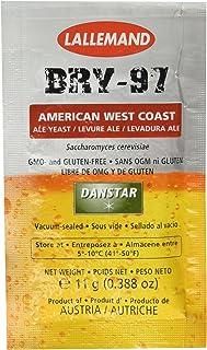 Danstar BRY-97 American West Coast Ale Yeast, 11g