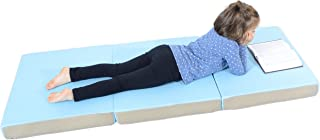 Milliard Toddler Nap Mat Tri Folding Mattress with Washable Cover (24 inches x 57 inches x 3 inches)