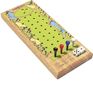 GoSports Par 4 Dice Golf Tabletop Game - Quick, Fun Games for All Ages