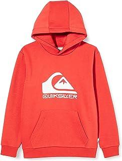 Quiksilver Big Logo - Sweat à capuche pour Garçon 8-16 Jongens Sweater met capuchon