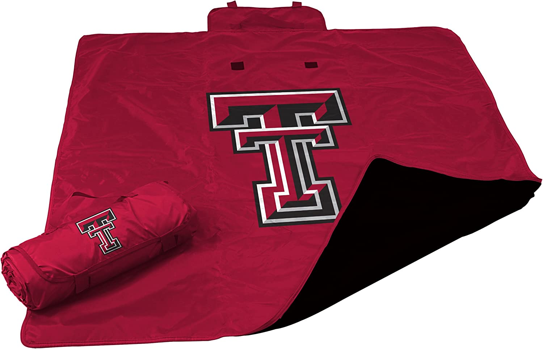 Logo Brands Officially Licensed NCAA Sweatshirt Blanket One Size