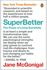 SuperBetter: The Power of Living Gamefully (English Edition) eBook Kindle