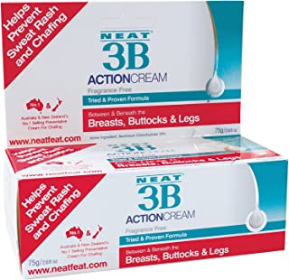 Neat Feat 3B Action Cream 75G by HealthMarket (2 Pack)