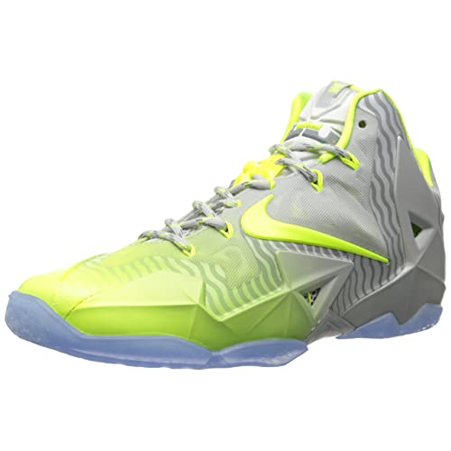 d7afeb9556b Nike Lebron XI Collection Mens hi top Basketball Trainers 683252 Sneakers  Shoes