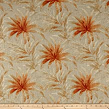 Tommy Bahama Home Dec Balmy Days Fabric, Nutmeg